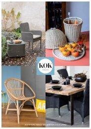 Téléchargez notre catalogue - Kok Maison