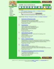 InfoFARM - Links zu Fachinformationen