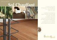 Sol Chauffant