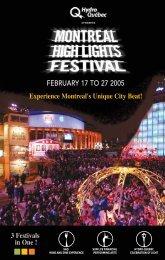 FEBRUARY 17 TO 27 2005