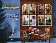 Rediscover pleasure play!