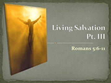 Romans 5:6-11
