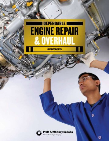 ENGINE REPAIR & OVERHAUL