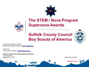 Suffolk County Council Boy Scouts of America