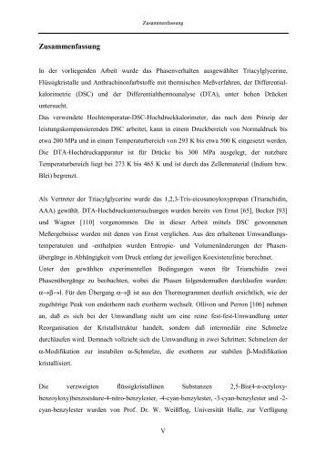 13 Zusammenfassung Bewertung Und Ausblick Ruhr Universität