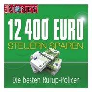Focus-Money - bei Franke und Bornberg