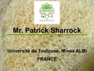 Mr Patrick Sharrock