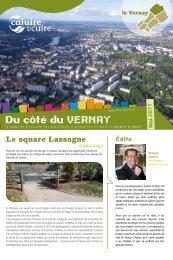 Du côté du VERNAY - Caluire-et-Cuire