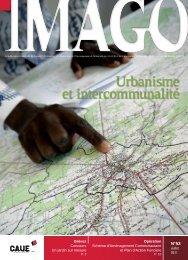 Urbanisme et intercommunalité