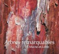 Arbres remarquables de Maine-et-Loire - CAUE