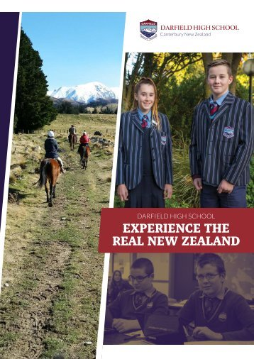 EXPERIENCE THE REAL NEW ZEALAND