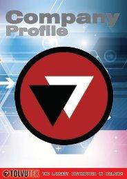 Tolvutek Company Profile