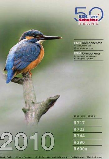 ESK Katalog 2010 / Auflösung: 100 dpi - ESK Schultze