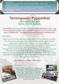 Oz Puppetry Email Newsletter - Page 2