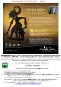 Oz Puppetry Email Newsletter - Page 5