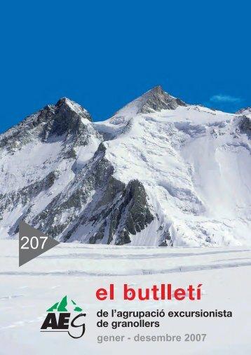 AEG Butlletí 2007.pdf - Portada