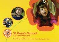 St Rose's Prospectus.pdf - St. Rose's School