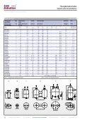 Flüssigkeitsabscheider Suction Line Accumulators - ESK Schultze - Page 5