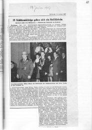 Gauchronik 1967