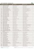 SORTIMENTSLISTE LISTE D'ASSORTIMENT - Page 3
