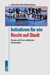 Initiativen für ein Recht auf Stadt