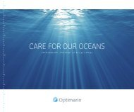 care for our oceans