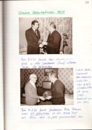 Gauchronik 1977