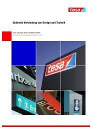 Optimale Verbindung von Design und Technik