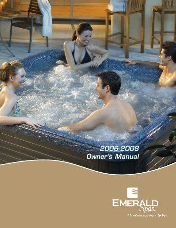 2006-2008 Owner's Manual