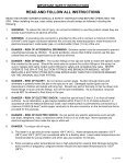 2012 North American Owner's Manual Classic Hot Tubs - Page 6