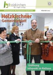 November 2012 - Holzkirchen