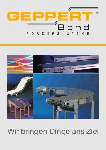 GAL - Geppert-Band GmbH