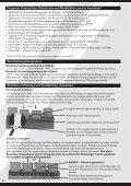 TECHNISCHE INFORMATION - Page 4