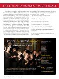 THE LIFE AND WORKS OF FOUR FEMALE CANADIAN CHORAL COMPOSERS - Page 3