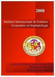 Instituto Internacional de Estudios Avanzados en ... - Esorib.com