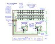 30 YING-LI YL175(156) 175W PV MODULES 5.250kW DC RATING @ STC WIRE SIZES