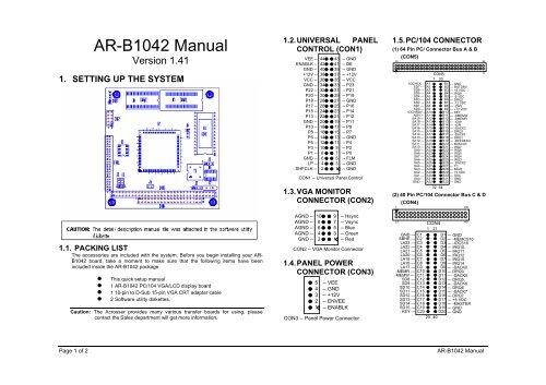 ACROSSER AR-B1042 DRIVER