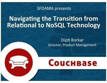 Rela&onal to NoSQL Technology