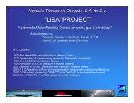 """LISA"" PROJECT"