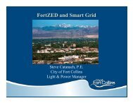 FortZED and Smart Grid
