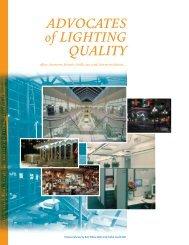 ADVOCATES of LIGHTING QUALITY