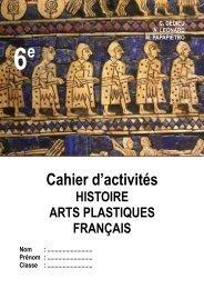 Cahier d'activités - Ressources en histoire-géographie