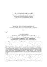 Transcription du texte - Architectura