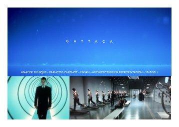 dossier gattaca final.pdf - Architecture(s) en Représentation