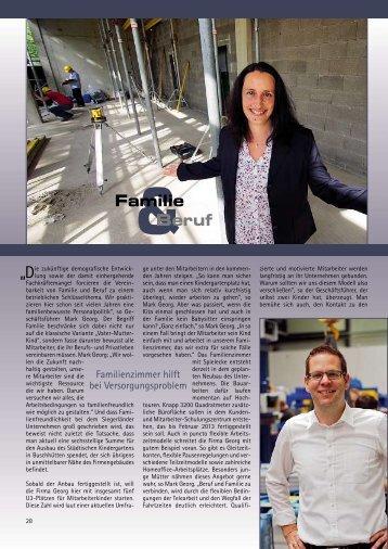 Beruf und Familie erfolgreich managen - Heinrich  Georg GmbH ...