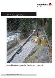 Steinschlagschutz Loibistaler, Ötztalstrasse ... - Geobrugg AG