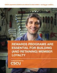 Rewards Programs Are Essential for Building (and Retaining) Member Loyalty