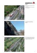 Steinschlagschutz Tempi Valley / Griechenland - Geobrugg AG - Seite 5