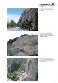 Steinschlagschutz Tempi Valley / Griechenland - Geobrugg AG - Seite 7