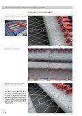 Geflechtsbahnen mit dem neuen Verbindungsklipp T3 - Geobrugg AG - Seite 4